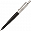 Ручка шариковая JOTTER PREMIUM Satin Black Stainless Steel Chiselled S0908860