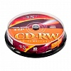 CD-RW VS 700 Mb Cake Box (10шт/уп)
