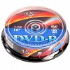 DVD-R VS 4.7Gb Cake Box (10шт/уп)