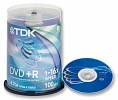 DVD+R TDK 4.7Gb cake box (100ш/уп)