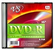 DVD+R VS 4.7Gb Slim Case
