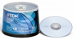 DVD+R TDK 4.7Gb cake box (50ш/уп)