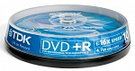 DVD+R TDK 4.7Gb cake box (10ш/уп)