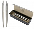 Набор JOTTER Stainless Steel (шариковая ручка, автоматический карандаш) 448.515.99Set