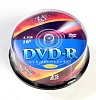 DVD-R VS 4.7Gb Cake Box (25шт/уп)