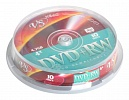 DVD+RW VS 4.7GB Cake Box (10шт/уп)